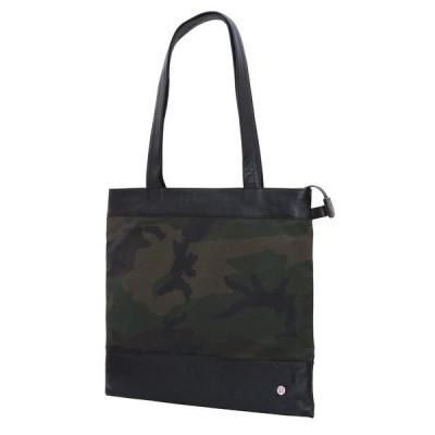 トーケン トートバッグ バッグ レディース Waxed Graham Medium Tote Bag Multi