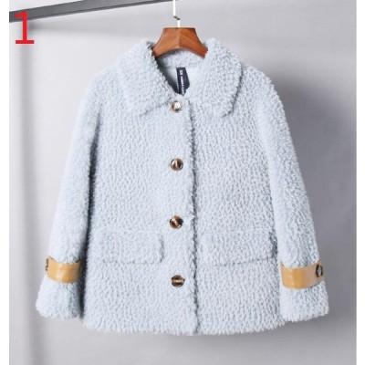 毛皮コート 上質 ショートジャケット おしゃれ 上着 ジャケット アウター 暖かい 冬物 レディース 防寒 就活 女性 オフィス OL 通勤 フェイクファー