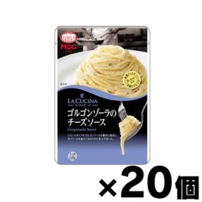 【送料無料!】 ラ・クッチーナ ゴルゴンゾーラのチーズソース 120g×20個 4901012048553*20