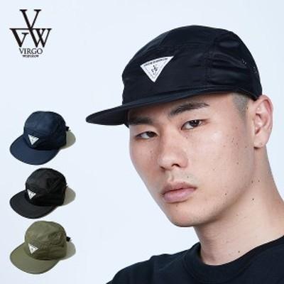 2021 秋冬 先行予約 9月~10月入荷予定 VIRGO ヴァルゴ VGW UNIT CAP メンズ キャップ キャンセル不可 atfcap