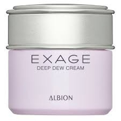 ALBION アルビオン エクサージュ ディープデュウ クリーム 30g EXAGE 美容クリーム スキンケア ハリ キメ おすすめ美容液 フェイスクリ