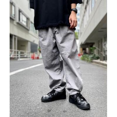 パンツ デニム ジーンズ 【SAKULA/サクラ】DENIM NARROW BALL PANTS/デニムナローバルーンパンツ