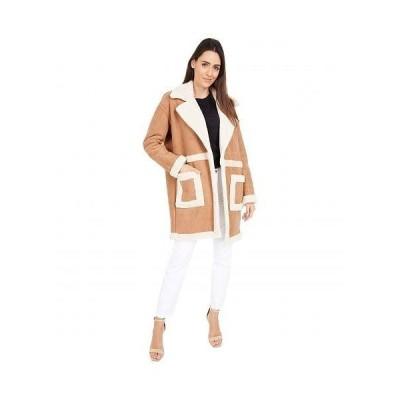 Blank NYC ブランクエヌワイシー レディース 女性用 ファッション アウター ジャケット コート Bonded Sherpa Coat - Feels Natural