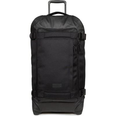 イーストパック EASTPAK メンズ スーツケース・キャリーバッグ バッグ tranverz cnnct m cnnct coat Black