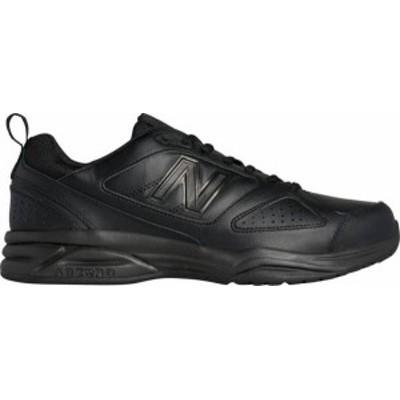 ニューバランス メンズ スニーカー シューズ New Balance Men's 623v3 Training Shoes Black
