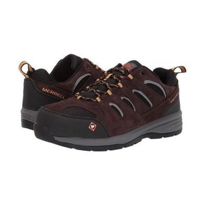 Merrell Work メンズ 男性用 シューズ 靴 スニーカー 運動靴 Windoc Steel Toe - Espresso
