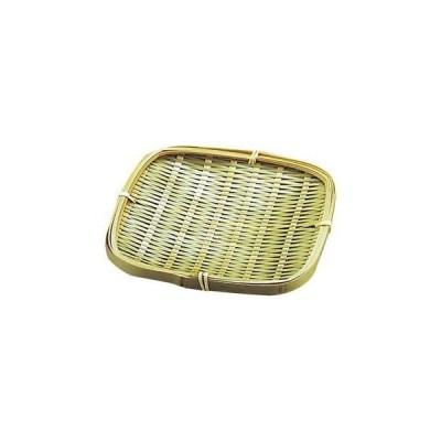MANYO/萬洋  竹 青角 ツマミ皿 21−035 155×155
