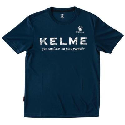 ケルメ Tシャツ ネイビー KC20S122-107 <2020>