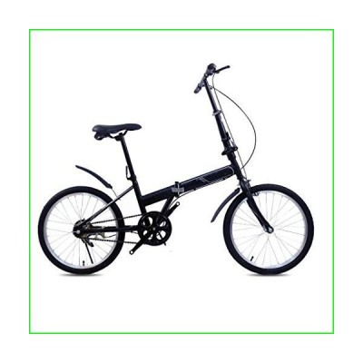 Outdoor Bike Folding Bike Portable Folding Bike Bicycle Adult Students Ultra-Light Portable Man and Woman City Riding(20 Inches) Beginner-Le