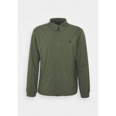 ポロラルフローレンゴルフ ジャケット&ブルゾン メンズ アウター SWING JACKET - Outdoor jacket - fossil green