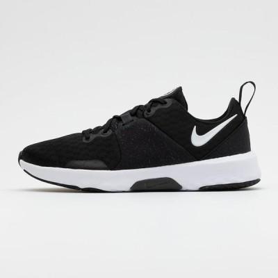 ナイキ レディース スポーツ用品 CITY TRAINER 3 - Sports shoes - black/white/anthracite