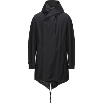 ボッテガ マルティネーゼ BOTTEGA MARTINESE メンズ ジャケット アウター Full-Length Jacket Black