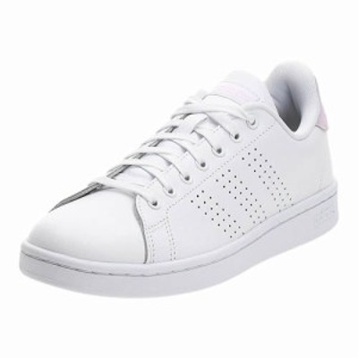【送料無料】adidas アディダス レディース アドバンコート ADVANCOURT LEA W ホワイト/ホワイト/ライトグラナイト F36481