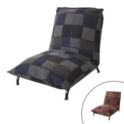 ローソファ フロアーソファ 1人掛け 42段階リクライニング ( 送料無料 ソファ 座椅子 リクライニング ソファー 椅子 イス いす 1人用