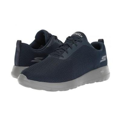 SKECHERS Performance スケッチャーズ メンズ 男性用 シューズ 靴 スニーカー 運動靴 Go Walk Max - 54601 - Navy/Gray
