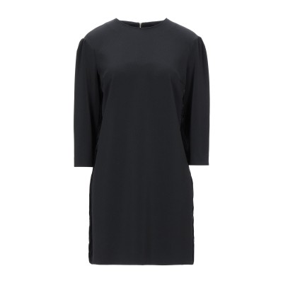 ピンコ PINKO ミニワンピース&ドレス ブラック 40 ポリエステル 91% / ポリウレタン 9% ミニワンピース&ドレス