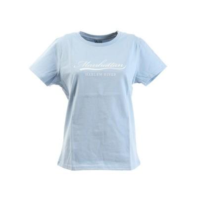 エーシーピージー(ACPG) Tシャツ レディース 半袖 プリント 872PA0BGI3156LBLU (レディース)