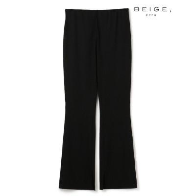 【ベイジ,】 SENEZ / パンツ レディース ブラック 4 BEIGE,