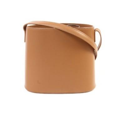 【中古】ベヴィーニ BEVINI バッグ ショルダー レザー 茶 ブラウン /mm0410 レディース 【ベクトル 古着】