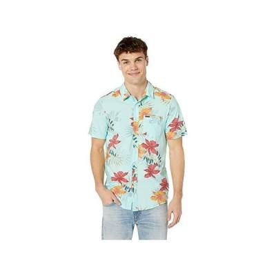 ボルコム Volcom Wave Fayer Short Sleeve メンズ Shirts & Tops Seaglass