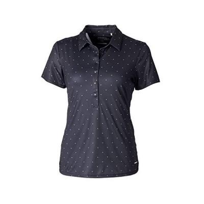 Cutter & Buck Annika Women's Polo Shirt Black/White M