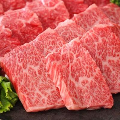 [佐賀・松尾勝馬牧場]伊万里牛カルビ焼肉 580g ブランド牛で贅沢焼肉