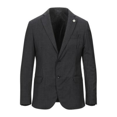 EXIBIT テーラードジャケット  メンズファッション  ジャケット  テーラード、ブレザー スチールグレー