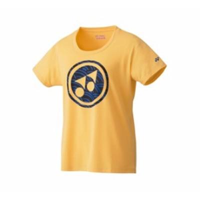 ヨネックス YO-16430-280-O ウィメンズTシャツ(ソフトイエロー・O)YONEX[YO16430280O]【返品種別A】