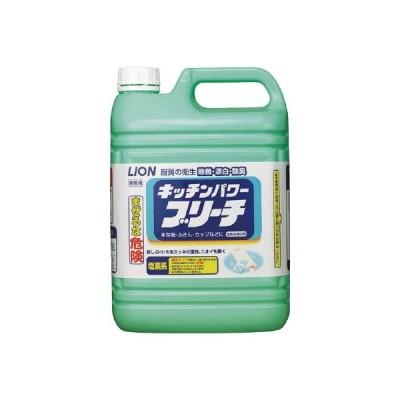 ライオン キッチンパワーブリーチ5kg BLKB5 労働衛生用品・除菌・漂白剤