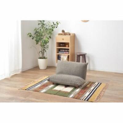 ソファー 1人掛け 椅子 テレワーク 在宅 チェア 一人暮らし コンパクト ミニ 小さめ ブラウン 約 幅65 奥行51/41 高さ39 座面高18