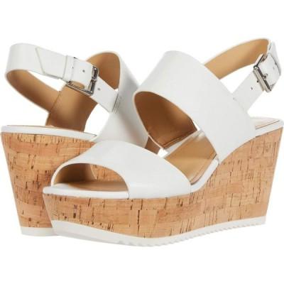 ナインウエスト Nine West レディース サンダル・ミュール シューズ・靴 Dera White Leather