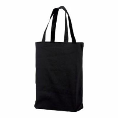 コットンバッグ(M)カラー ブラック(B) (TR-0102-009) 単品