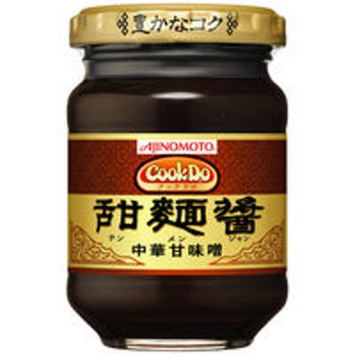 味の素味の素 CookDo(クックドゥ) 中華醤調味料 甜麺醤 瓶 100g 1セット(2個入)