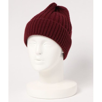 Fun & Daily / F&D : Cable Knit Cap WOMEN 帽子 > ニットキャップ/ビーニー