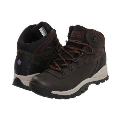 コロンビア Columbia レディース ハイキング・登山 シューズ・靴 Newton Ridge Plus Cordovan/Crown Jewel