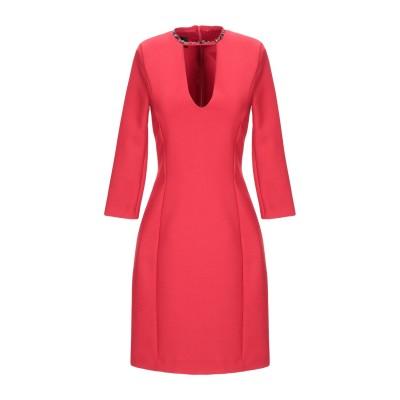 ピンコ PINKO ミニワンピース&ドレス レッド 36 ポリエステル 53% / ウール 44% / ポリウレタン 3% ミニワンピース&ドレス