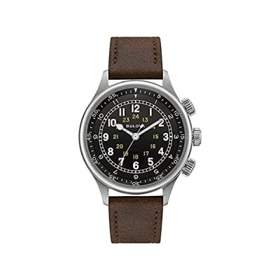 Bulova Archive Series: Military A-15 Pilot - 96A245 Green One Size
