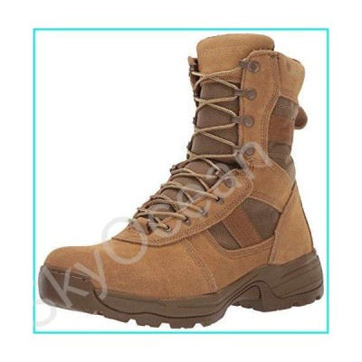 """Propper Men's Series 100 8"""" Boot, Coyote, 10.5 M US【並行輸入品】"""