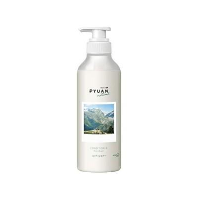 PYUAN(ピュアン) メリットピュアン ナチュラル (Natural) ミンティー&ミュゲの香り コンディショナー ポンプ 425ml 高