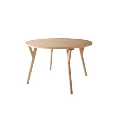 ダイニングテーブル単品 幅120cm 北欧モダンデザインダイニング テーブル 食卓テーブル 円形テーブル 丸型 丸テーブル おしゃれ