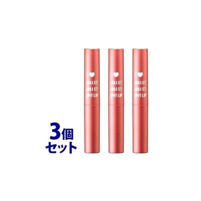 《セット販売》 アヴァンセ ジョリ・エ ジョリ・エ ティントリップ ピーチ (1個)×3個セット AVANCE 送料無料