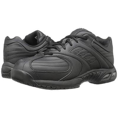 Dr. Scholl's Work Cambridge II メンズ スニーカー 靴 シューズ Black Leather