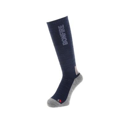 ボンファイア(Bonfire) スノーボード スキー ソックス メンズ CONTROL 60BNF10FOK2062 NVY (メンズ)