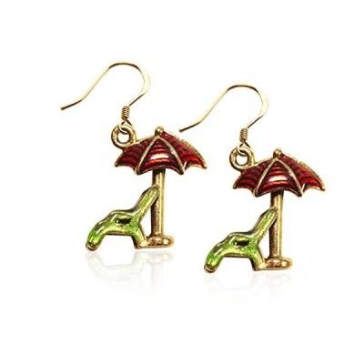気まぐれなかわいい プレゼント クリスマス WE-2368G-ER Whimsical Gifts Summer Charm Earrings