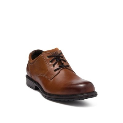 フローシャイム メンズ ドレスシューズ シューズ Vandall Leather Oxford TAN