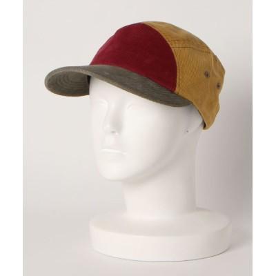 atmos / Basiquenti Corduroy Fit Cap MEN 帽子 > キャップ