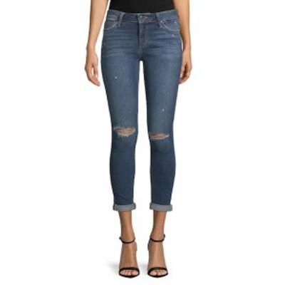 ジョーズ レディース パンツ デニム Icon Rolled-Cuffs Cropped Jeans