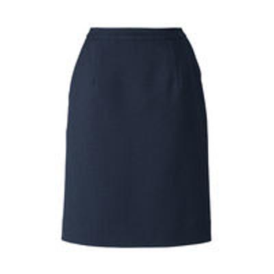 ボンマックスボンマックス BONOFFICE セミタイトスカート ネイビー 13号 AS2308-8-13(直送品)