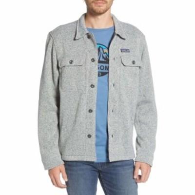 パタゴニア PATAGONIA メンズ フリース シャツジャケット トップス Better Sweater Fleece Shirt Jacket Stonewash