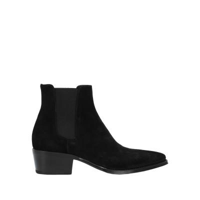 HERVE' ショートブーツ ブラック 40 革 ショートブーツ